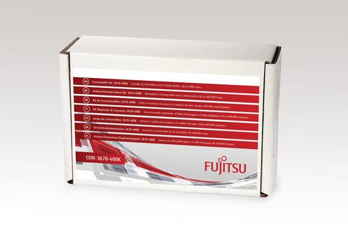 Fujitsu 3670-400K Scanner Consumable kit