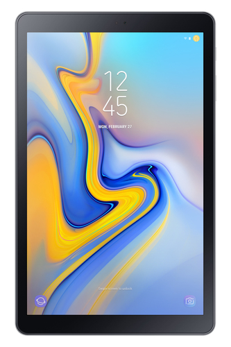 Samsung Galaxy Tab A (2018) SM-T590N 32GB Grey Qualcomm Snapdragon tablet