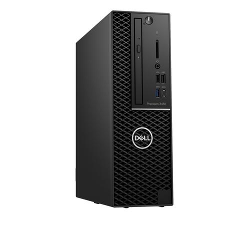 DELL Precision 3430 8th gen Intel® Core™ i5 i5-8500 8 GB DDR4-SDRAM 1000 GB HDD Black SFF Workstation
