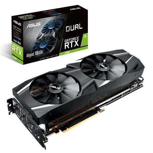 ASUS Dual GeForce RTX 2080 8 GB GDDR6