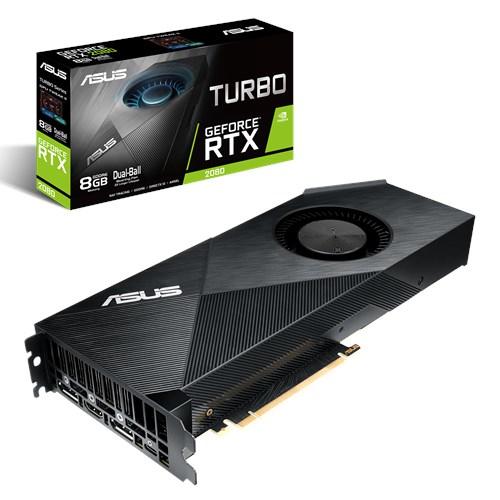ASUS Turbo GeForce RTX 2080 8 GB GDDR6