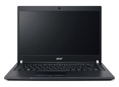 "Acer TravelMate P6 P648-G3-M-59R3 Black Notebook 35.6 cm (14"") 1366 x 768 pixels 7th gen Intel® Core™ i5 i5-7200U 8 GB DDR4-SDRAM 256 GB SSD"