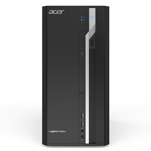 Acer Veriton S2710 7th gen Intel® Core™ i5 i5-7400 8 GB DDR4-SDRAM 256 GB SSD Black PC
