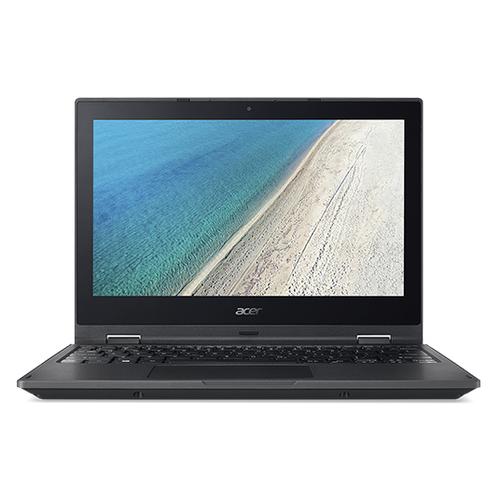 Acer TravelMate Spin B1 B118-G2-RN-P15N Black Hybrid (2-in-1) 29.5 cm (11.6