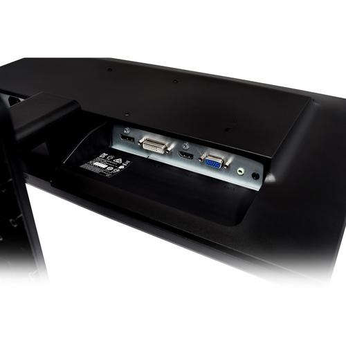 V7 L238E-2K 60,5 cm (23,8 Zoll) Full HD LED LCD-Monitor - 16:9 Format - Schwarz - 609,60 mm Class - ADS-IPS - 1920 x 1080