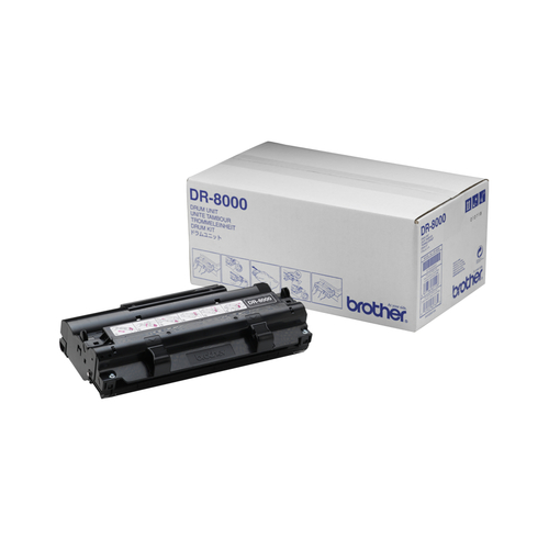 BROTHER DR-8000 drum zwart standard capacity 20.000 pagina s 1-pack