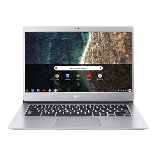 Acer Chromebook 14 CB514-1H-P5EL Silver 35.6 cm (14