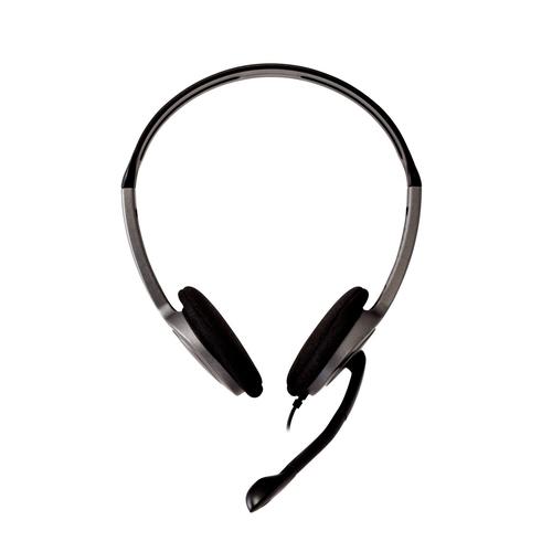 V7 HA212-2EP. Produkttyp: Kopfhörer, Tragestil: Kopfband, Empfohlene Nutzung: Büro/Callcenter. Übertragungstechnik: Verkab