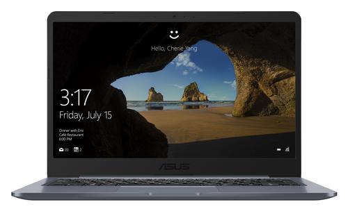 "ASUS E406SA-BV227TS notebook Grey 35.6 cm (14"") 1366 x 768 pixels Intel® Celeron® N3000 4 GB 64 GB eMMC"