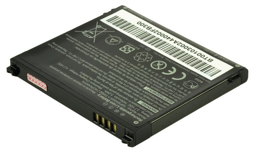 2-Power ALT1253A mobile phone spare part Battery Black