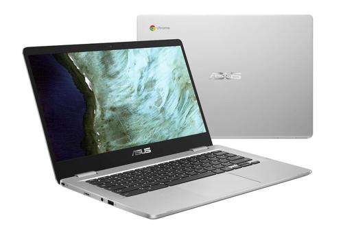 ASUS Chromebook C423NA-EC0161 notebook Silver 35.6 cm (14