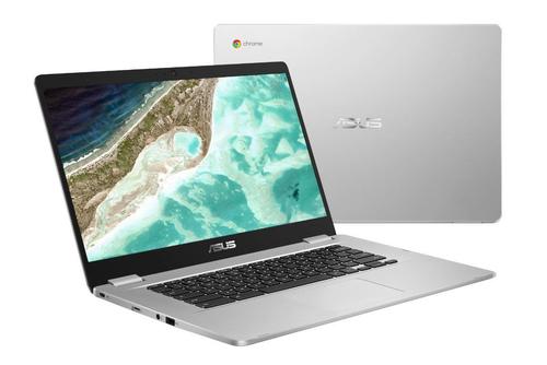 "ASUS Chromebook C523NA-A20105 notebook Silver 39.6 cm (15.6"") 1920 x 1080 pixels Touchscreen Intel® Celeron® N3350 8 GB LPDDR4-SDRAM 32 GB eMMC"