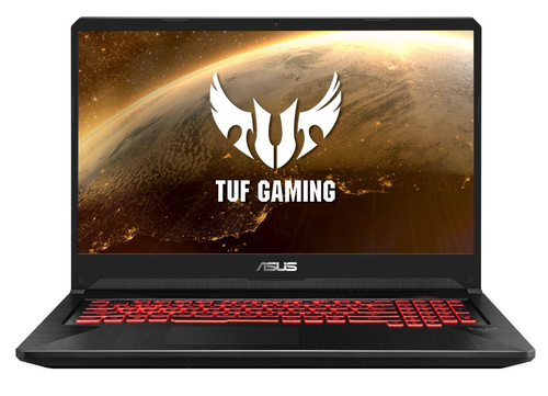 ASUS TUF Gaming FX705DU-AU035T notebook Black 43.9 cm (17.3