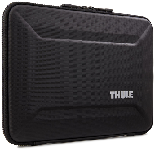 """Thule Gauntlet Rugged Carrying Case (Sleeve) for 33 cm (13"""") Apple Notebook - Black - Bump Resistant - 264.2 mm Height x 3"""