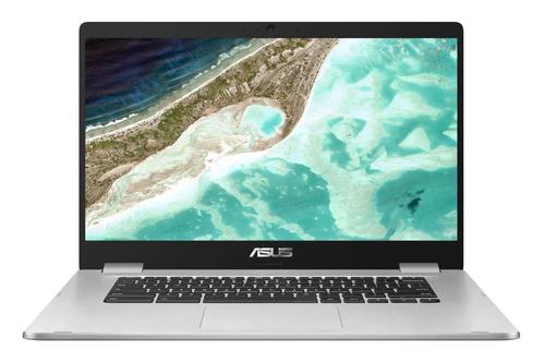 "ASUS Chromebook C523NA-A20117 notebook Silver 39.6 cm (15.6"") 1920 x 1080 pixels Intel® Pentium® N4200 8 GB LPDDR4-SDRAM 64 GB eMMC"