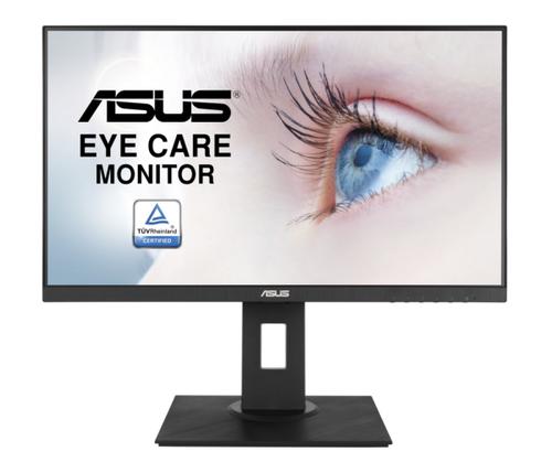 """ASUS VA24DQLB. Dimensioni schermo: 60,5 cm (23.8""""), Risoluzione del display: 1920 x 1080 Pixel, Tipologia HD: Full HD, Tec"""