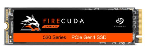 Seagate FireCuda Solid State-Laufwerk - M.2 2280 Intern - 1 TB - PCI Express NVMe (PCI Express NVMe 4.0 x4) - 5000 MB/s Ma