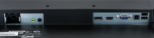 iiyama ProLite B2483HSU-B5 61 cm (24 Zoll) Full HD WLED LCD-Monitor - 16:9 Format - Mattschwarz - 609,60 mm Class - Twiste