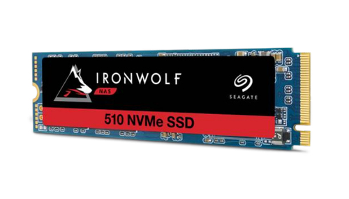 Seagate IronWolf Solid State-Laufwerk - M.2 Intern - 1,92 TB - PCI Express NVMe - Conventional Magnetic Recording (CMR) Me