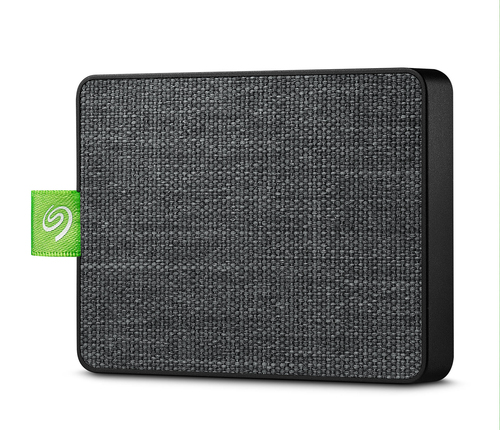 "SSD Seagate - 2.5"" Externe - 500 Go - Noir - USB"