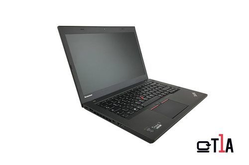 T1A Lenovo ThinkPad T450 Refurbished. Product type: Notebook, Form factor: Clamshell. Processor family: 5th gen Intel® Cor