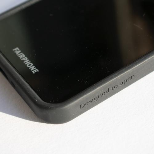 Fairphone Protective Case Black. Case type: Cover, Brand compatibility: Fairphone, Compatibility: Fairphone 3, Fairphone 3