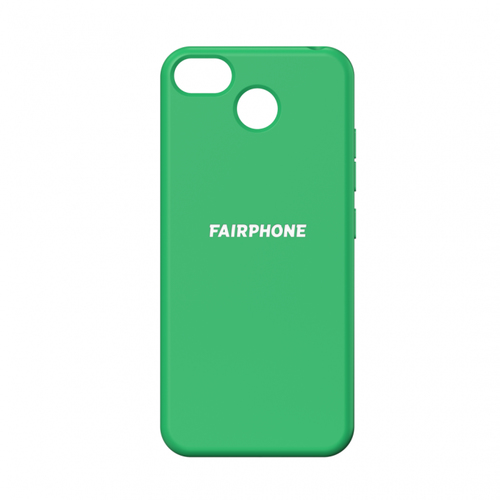 Fairphone Protective Case Green. Case type: Cover, Brand compatibility: Fairphone, Compatibility: Fairphone 3, Fairphone 3