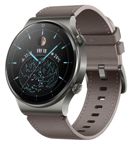 "Huawei WATCH GT 2 Pro. Display diagonal: 3.53 cm (1.39""), Display type: AMOLED, Display resolution: 454 x 454 pixels, Touc"