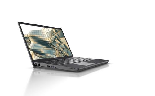 Fujitsu LIFEBOOK A3510. Tipo de producto: Portátil, Factor de forma: Concha. Familia de procesador: Intel® Core™ i5 de 10m