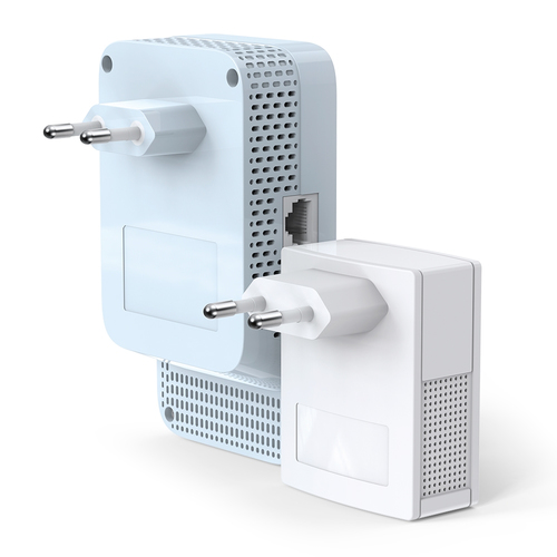 TP-LINK TL-WPA7517 KIT. Velocità massima di trasferimento dati: 1000 Mbit/s, Standard di rete: IEEE 802.11a,IEEE 802.11ac,