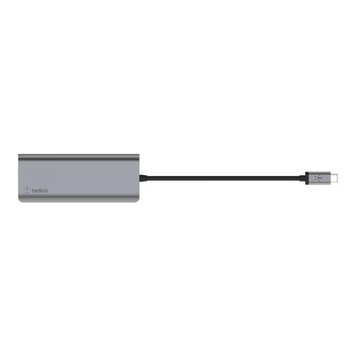 Belkin USB-Typ C Docking Station - USB Typ-C - Kabelgebundenes