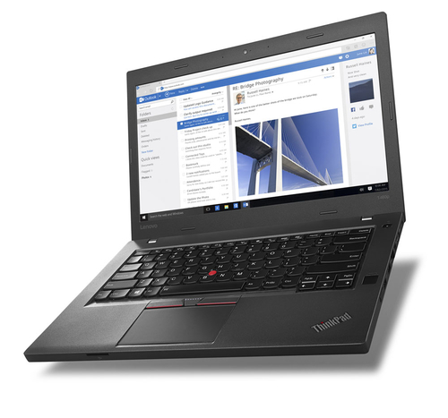 T1A Lenovo ThinkPad T460p Refurbished. Product type: Notebook, Form factor: Clamshell. Processor family: 6th gen Intel® Co
