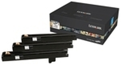 Lexmark C935, X940e, X945e CMY Photoconductor Unit 3-Pack imaging unit 47000 pages