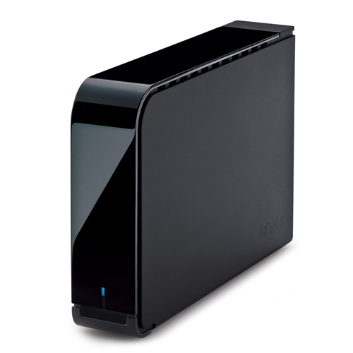 Buffalo 2TB DriveStation Velocity 2000GB Black external hard drive