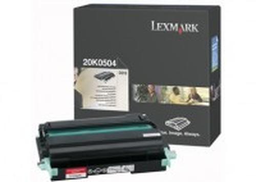 Lexmark 20K0504 10000pages Black laser toner & cartridge