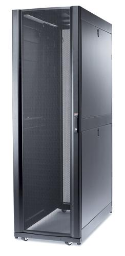 APC NetShelter SX 42U Black rack