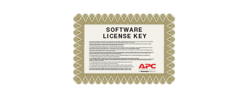 APC AP94VMACT software license/upgrade Multilingual