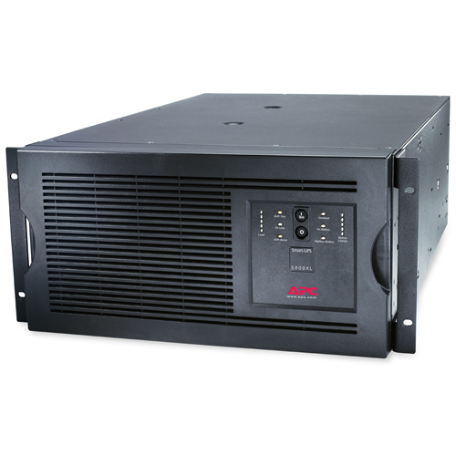 APC Smart-UPS 5000VA 5000VA Black uninterruptible power supply (UPS)