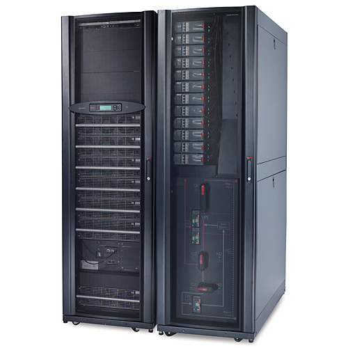 APC Symmetra PX 96kW Scalable to 160kW, 400V 96000VA Black uninterruptible power supply (UPS)