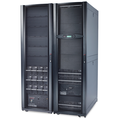 APC Symmetra PX 32kW Scalable to 160kW, 400V 32000VA Black uninterruptible power supply (UPS)