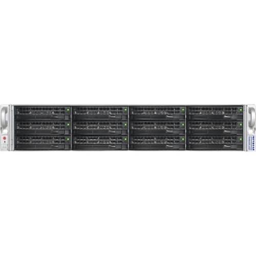 Netgear ReadyDATA 5200 Storage server 2U Ethernet LAN Black,Silver