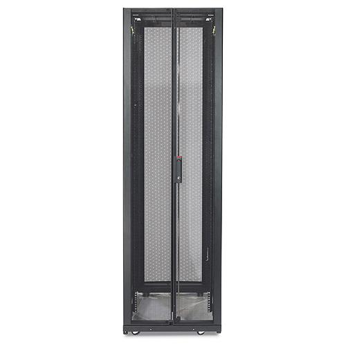 APC NetShelter SX 48U 1363.64kg Black rack