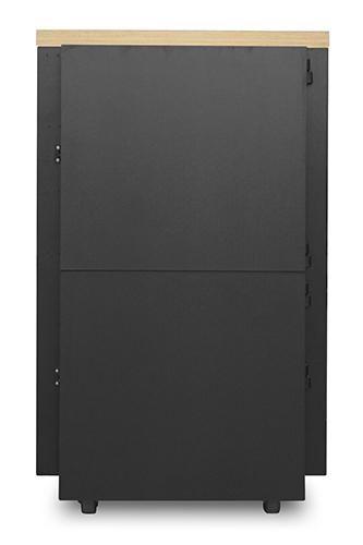 APC NetShelter CX 24U Freestanding rack 454.55kg Grey rack