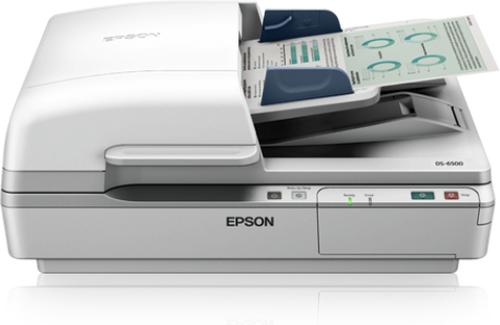 Epson WorkForce DS-6500 Flatbed scanner 1200 x 1200DPI A4 White