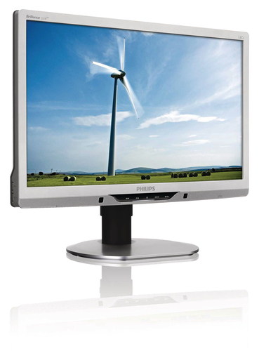 Philips Brilliance LCD monitor, LED backlight 221B3LPCS/02