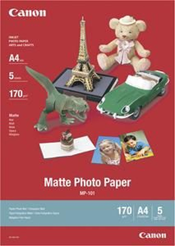 Canon Matte Photo Paper photo paper