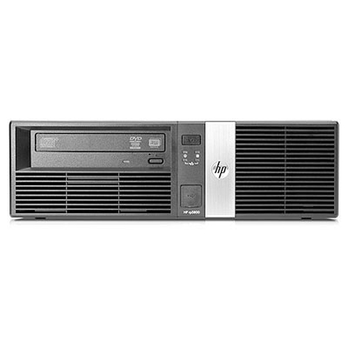 HP rp rp5800 SFF 3.3GHz i3-2120 Black POS terminal