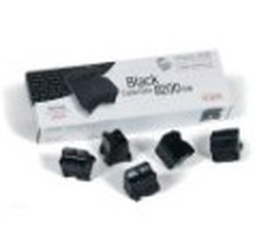 Xerox GENUINE 5 BLACK COLORSTIX 8200 INK ink stick