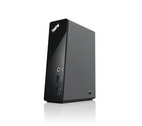 Lenovo 4X10A06689 USB 3.0 (3.1 Gen 1) Type-A Black notebook dock/port replicator