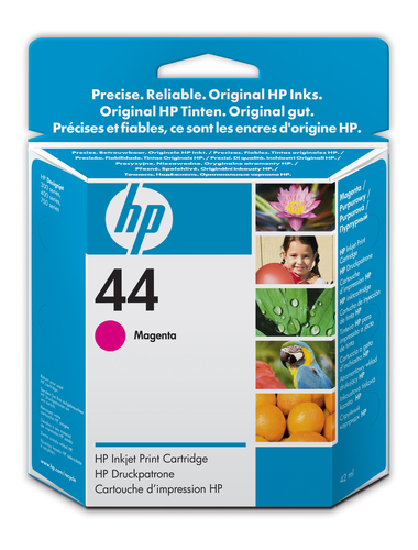 HP 51644ME Magenta ink cartridge